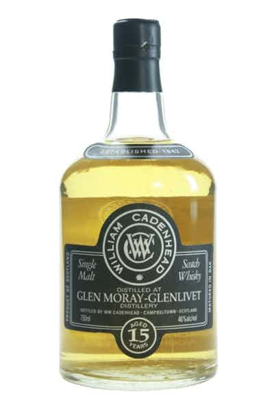 Cadenhead Glen Moray 15 Year