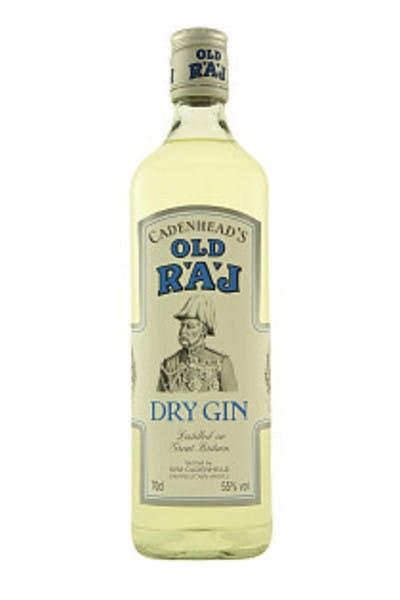Cadenhead's Old Raj 110 Proof Gin