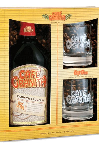 Cafe Granita Coffee Liqueur Gift