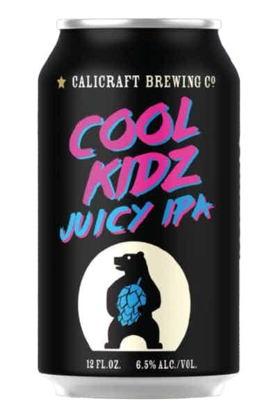 Calicraft Brewing Cool Kidz IPA