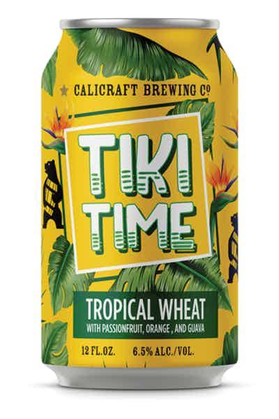 Calicraft Brewing Tiki Time