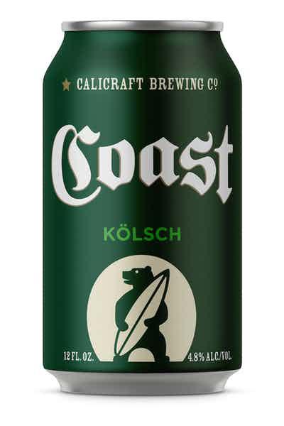 Calicraft Cali Coast Kolsch