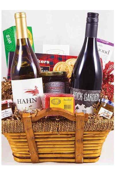 California Lovers Gift Basket