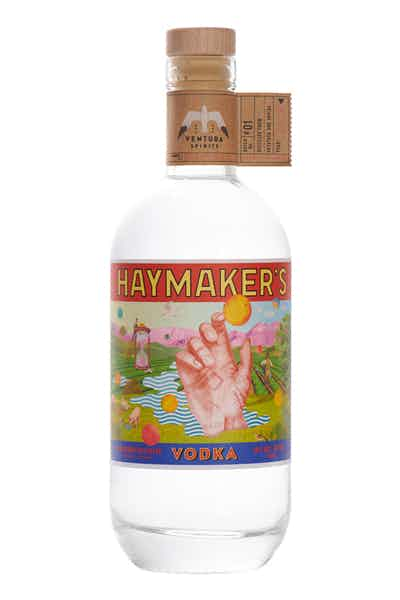 Haymaker's Vodka