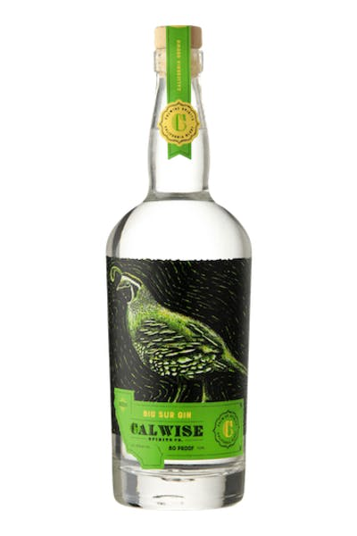Calivore Big Sur Gin