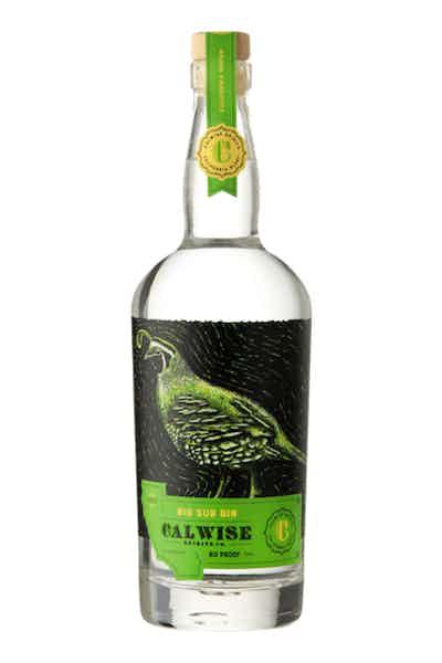 Calwise Big Sur Gin