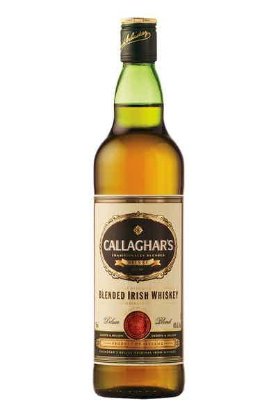 Callaghar's Irish Whiskey