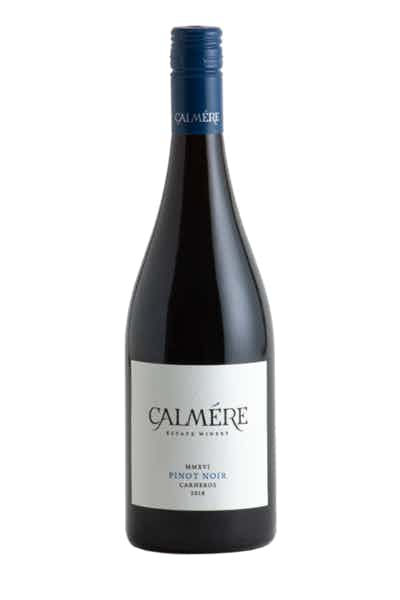 Calmere Estate Carneros Pinot Noir