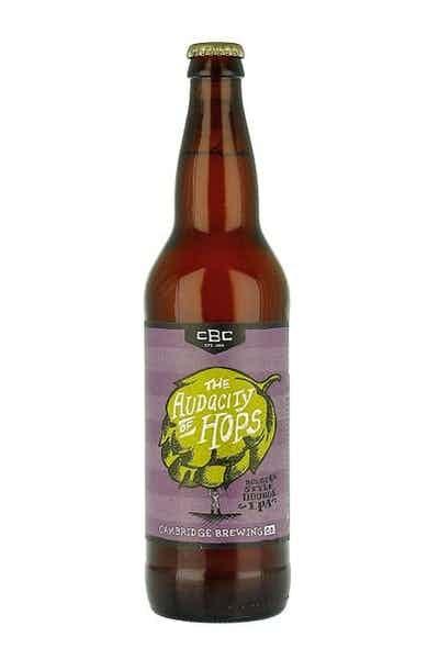 Cambridge Brewing Company Audacity of Hops (CBC)
