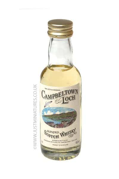 Campbeltown Loch Blended Scotch
