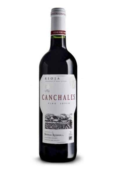 Canchales Tinto Cosecha Joven Rioja