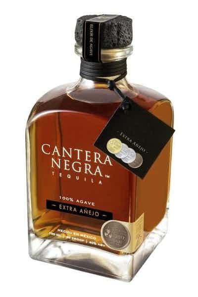 Cantera Negra Extra Anejo Tequila