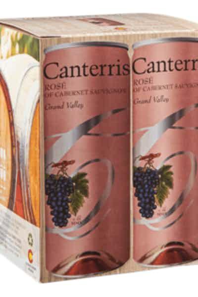 Canterris Rose Of Cabernet
