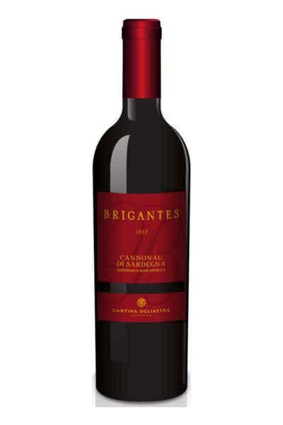 Cantina Di Ogliastra Brigantes Cannonau di Sardegna