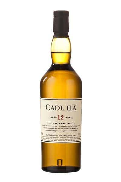 Caol Ila 12 Year Single Malt Scotch