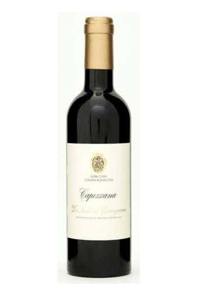Capezzana Vin Santo Reserve
