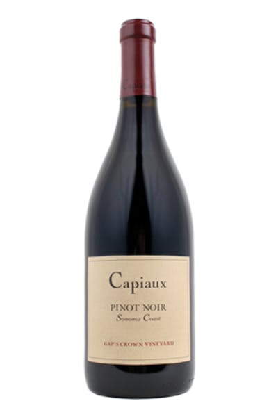 "Capiaux Pinot Noir ""Gaps Crown "" Vineyard"