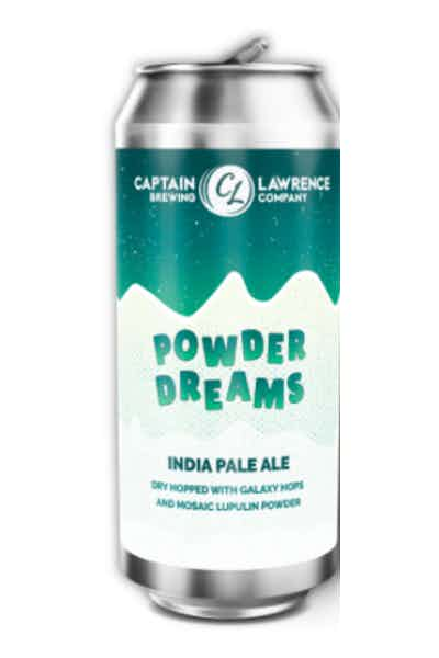 Captain Lawrence Powder Dreams IPA
