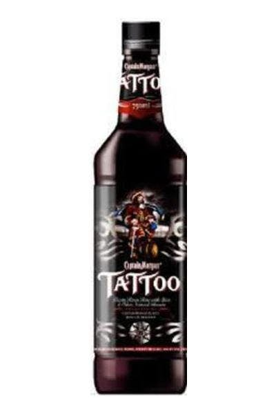 Captain Morgan Tattoo Rum