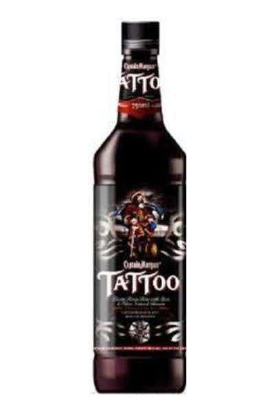 Captain Morgan Tattoo Rum