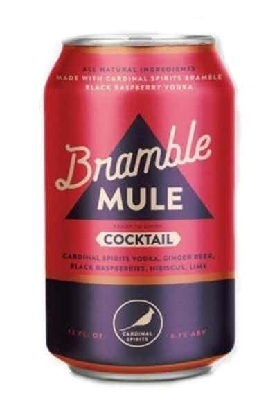Cardinal Spirits Bramble Mule Cocktail