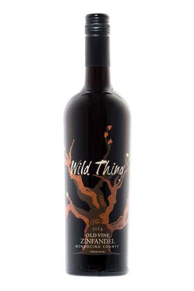 Wild Thing Old Vine Zinfandel
