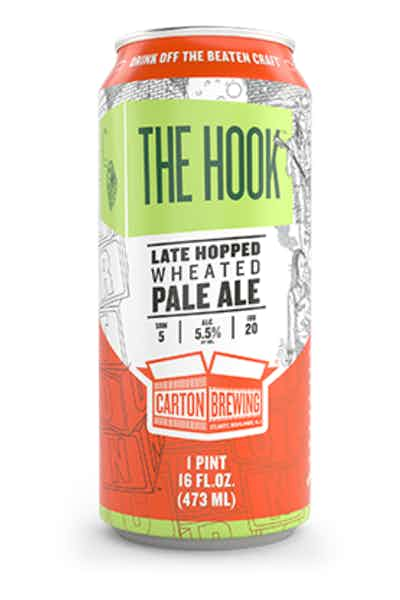 Carton Brewing The Hook