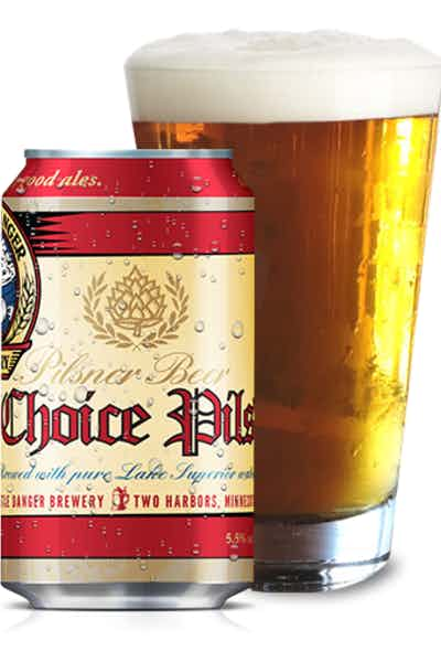 Castle Danger Choice Pilsner