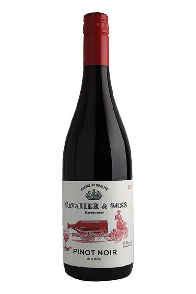 Cavalier & Sons Pinot Noir