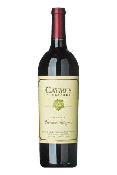 Caymus Cabernet 2010