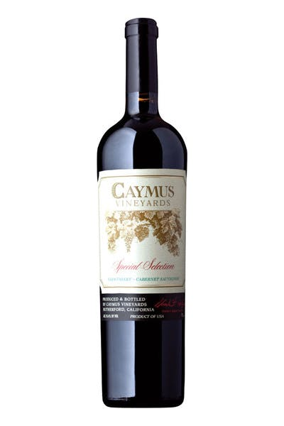 Caymus Cabernet Special Selection 2009