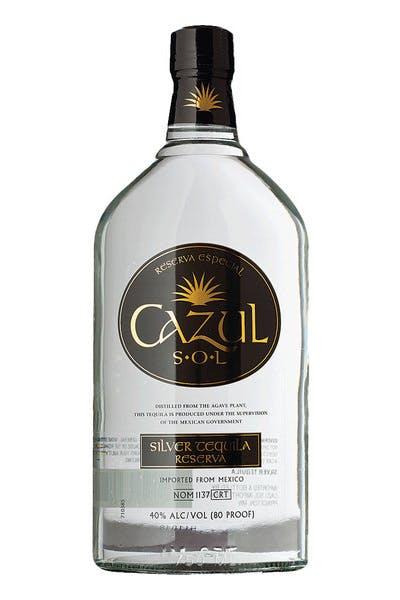 Cazul Sol Silver Tequila