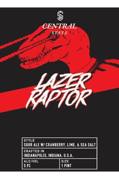 Central State Lazer Raptor