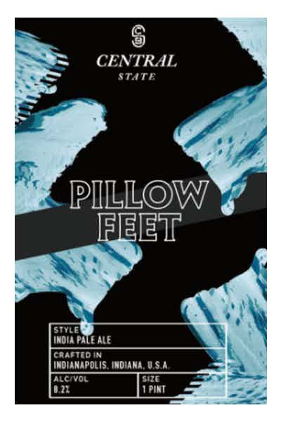 Central State Pillow Feet IPA