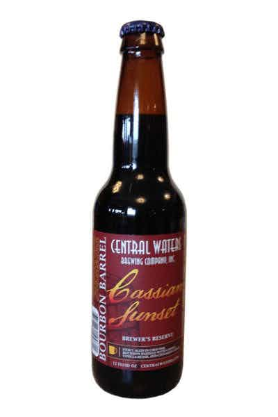 Central Waters Brewer's Reserve Bourbon Barrel Cassian Sunset