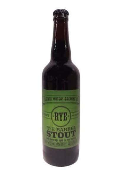 Central Waters Rye Barrel Stout