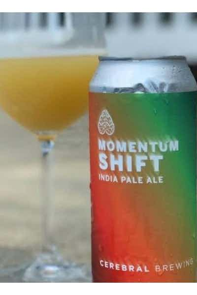 Cerebral Brewing Momentum IPA