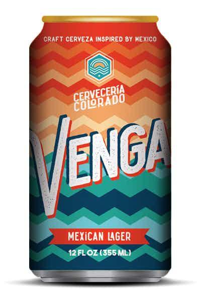 Cerveceria Colorado Venga Mexican Lager