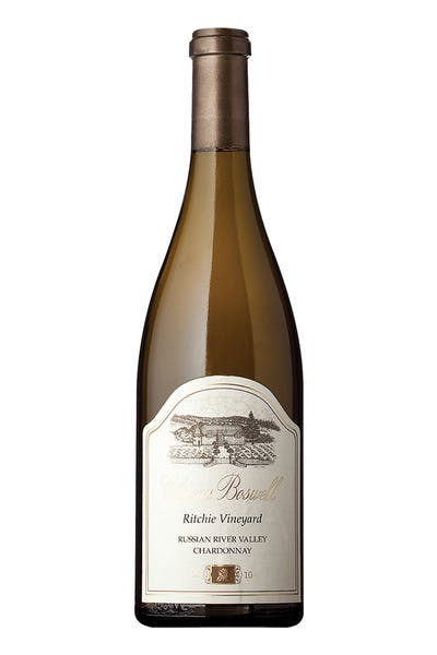 Ch Boswell Chardonnay Ritchie Rrv