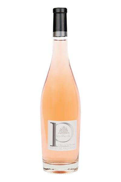 Ch Vivonne Les Puechs Rose Cotes De Provence