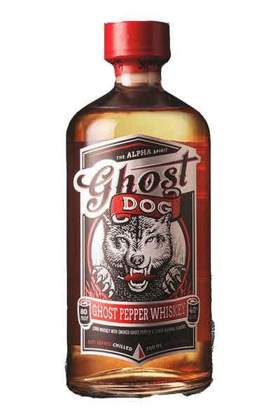 Chambers Bay Ghost Dog Whiskey
