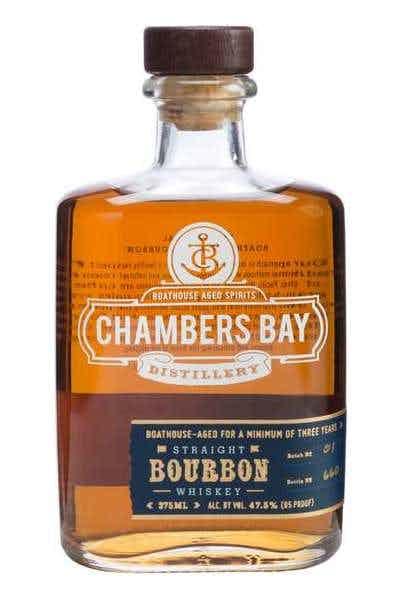 Chambers Bay Straight Bourbon
