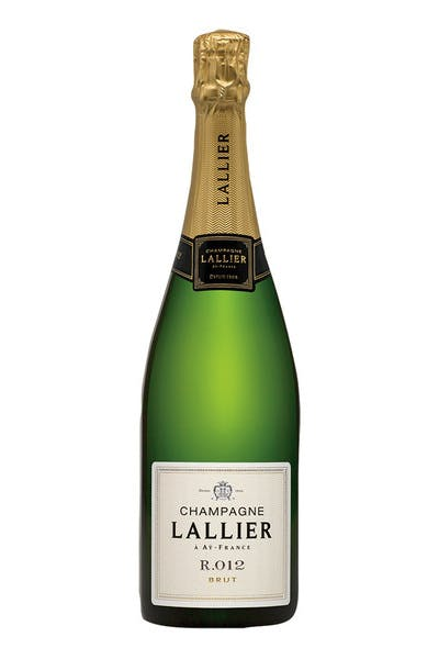 Champagne Lallier R.012