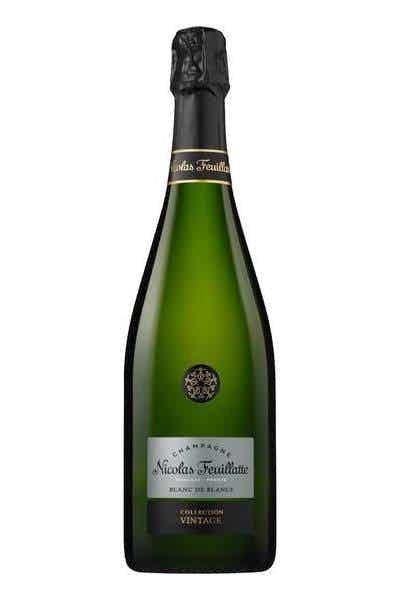 Champagne Nicolas Feuillatte Blanc de Blanc Vintage 2012
