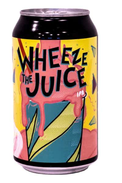 Champion Brewing Wheeze the Juice IPA