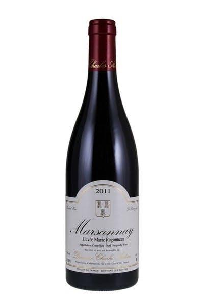 Charles Audoin Marsannay Cuvée Marie Ragonneau