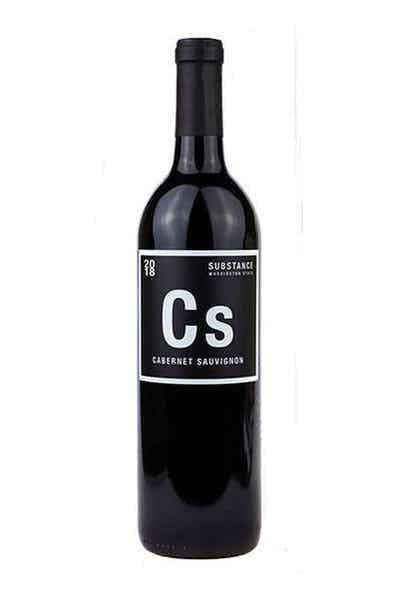 Substance 'Cs' Columbia Valley Cabernet Sauvignon
