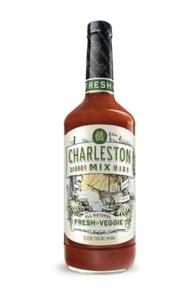Charleston Fresh & Veggie Bloody Mary Mix