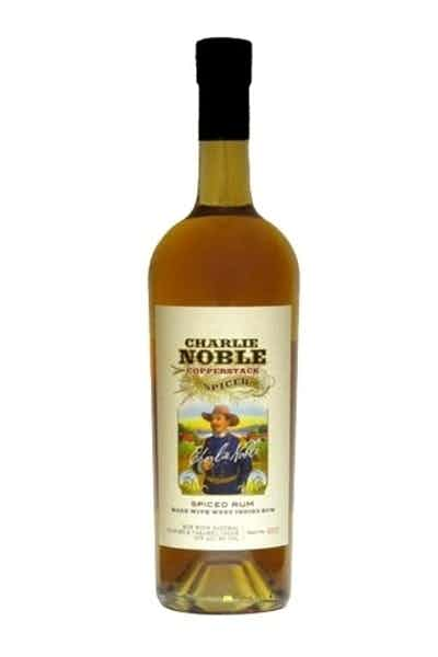 Charlie Noble Copperstack Spiced Rum