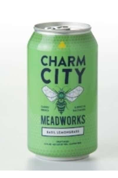 Charm City Meadworks Basil Lemongrass